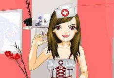 Игра Медсестра Надя