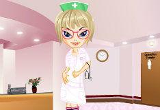 Игра Приодень медсестру