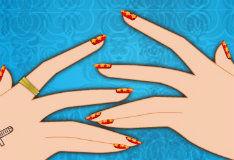 Игра Макияж для ногтей
