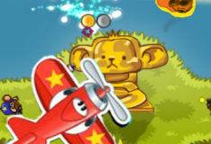 Игра Бешеные самолеты