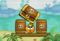 Игра Апельсин-пират