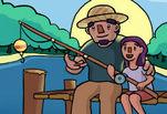 играйте в Рыбная ловля