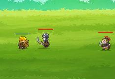 Игра Могучий рыцарь
