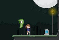 Игра Путешествие в мир призраков