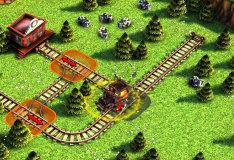 Игра Железнодорожный кризис
