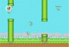 Игра Flappy Bird MMO