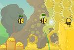 Играть бесплатно в Злые пчелы