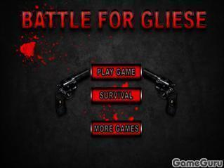 Игра Битва за Глиз
