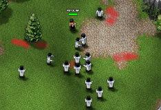 Игра Квадратноголовые зомби