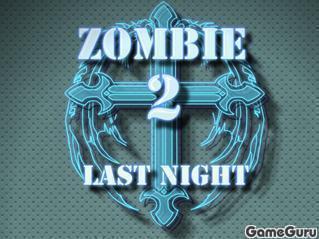 Игра Последняя ночь зомби 2