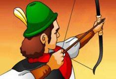 Игра Доблестный лучник