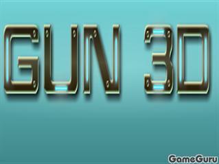 Пушка 3D
