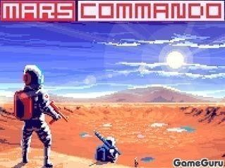 Игра Марсианский коммандо
