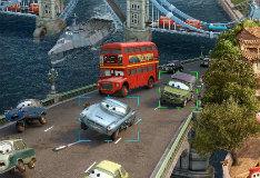 Игра Тачки 2: Интерактивный мегапостер