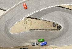 Игра Гонка по трассе Радиатор-Спрингс