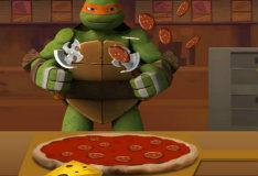 Игра Время пиццы!