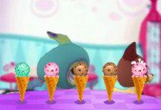 Игра Сумасшедшее мороженое