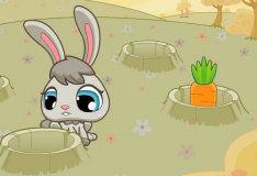 Игра В поисках морковки