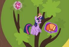 Игра Май Литл Пони: Собери элементы гармонии