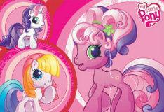 Игра Мой маленький пони: сборник рассказов