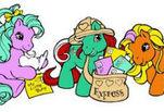 Праздничные пони