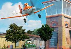 Игра Самолеты: Секретная миссия