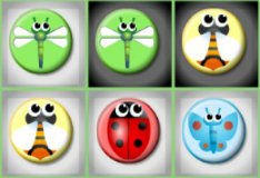 Игра Собери жуков 2