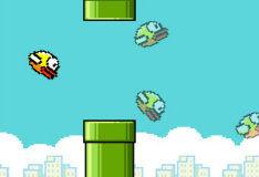 Flappy Bird онлайн