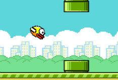 Игра Порхающая птичка