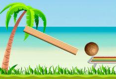 Игра Кокосовый пляж