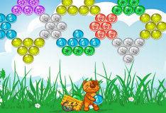 Игра Пузырьковый луг