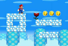 Игра Марио в стране чудес