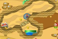 Игра Марио в мыльном пузыре