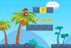 Игра Великое приключение Марио 6