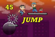 Игра Пиксельный бегун