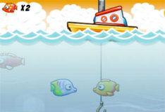Игра Сноровистый рыбак