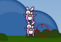 Игра Бешеный кролик