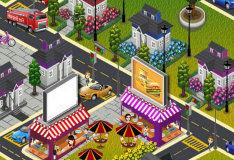 Игра Веселый поселок