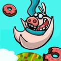 Играть бесплатно в I eat Donuts