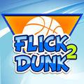 Игра Flick 2 Dunk