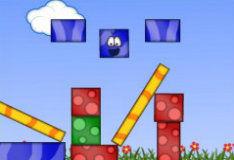 Игра Синие фигуры 2