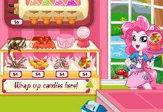 Игра Май Литл Пони: Магазин сладостей