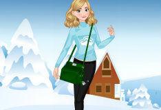 Игра Повседневные наряды Эльзы