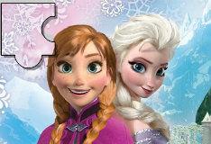 Игра Анна и Эльза