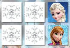 Игра Замороженная память