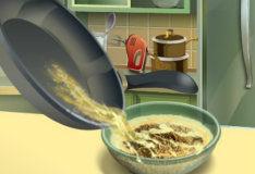 Игра Готовка на кухне