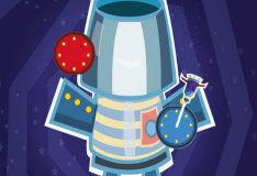 Игра Припаркуй космический корабль