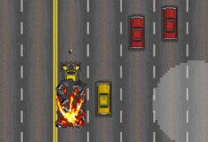 Игра ГТА: Безбашенный гонщик