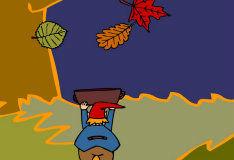 Игра Собери все листья