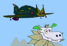 Игра Невероятный полет доктора Зитбага